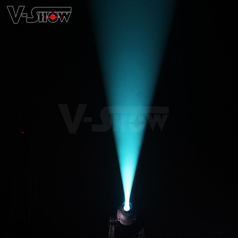 90W Mini LED Moving Spot moving head light stage led moving head light 7