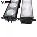 5PCS 30W RGBW 4in1 High Power LED wall washer light bright stage wall washer 5