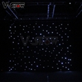 V-Show LED star curtain Background curtain lights 3*4M with controller 10