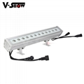 12*8W RGBW outdoor led bar waterproof