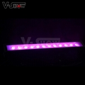12*8W RGBW outdoor led bar waterproof wall washer for stage and party