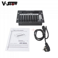24CH Battery/Wireless DMX Controller Console