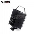 wireless dmx dj led par  /low power battery par can ,mobile dj led par