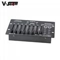 V-show DMX Controller 72CH Mini DMX