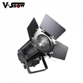 300W LED Fresnel Spotlight with Zoom for Show and Stage Effect