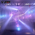 Night club decoration led wash cube stage light 6x12w beam led dj quad moving