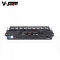 battery led moving bar 9*18w rgbwa uv