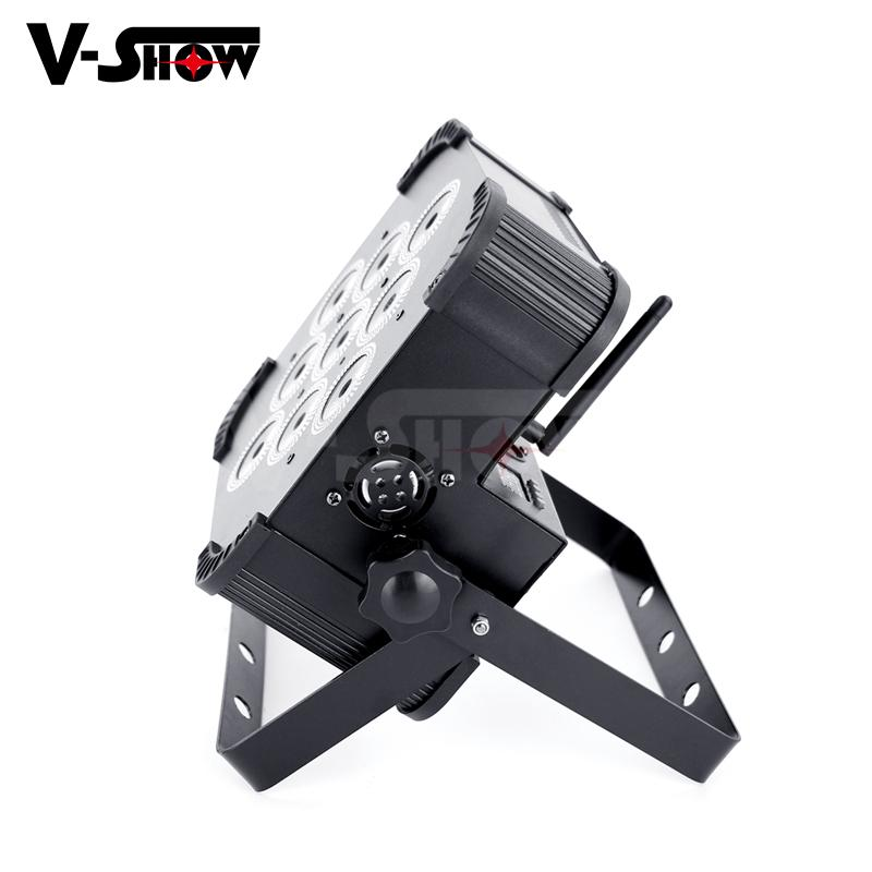 9*18w rgbwa uv battery powered led uplight ,perfect for wedding ,events,club ,dj 3