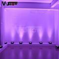9*18w rgbwa uv battery powered led uplight ,perfect for wedding ,events,club ,dj