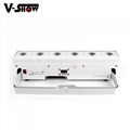 battery led wash bar 6*15w 5 in 1