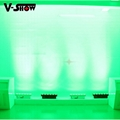 battery led wash bar 6*15w 5 in 1 wireless dmx led light for wedding ,events