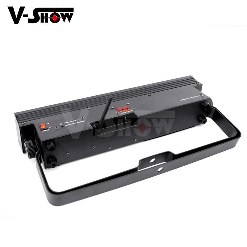 battery powered led wall washer  6*15w rgbwa wireless &battery led bar uplight  6