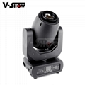 stage moving head 150w spot moving head