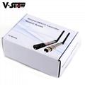 XLR wireless DMX512 Receiver & Transmitter for stage light