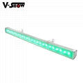 24pcs 8W RGBW 4in1 LED ,dj bar light , led city color light,led wash bar