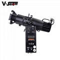 20W Mini Led Profile Spot Light Warm White Dmx And Remote Control Stage Light F