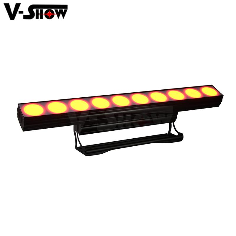 10PCS 30W RGBW 4in1 High Power LED wall washer light bright stage wall washer 7