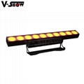 10PCS 30W RGBW 4in1 High Power LED wall washer light bright stage wall washer