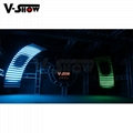 10PCS 30W RGBW 4in1 High Power LED wall washer light bright stage wall washer 19