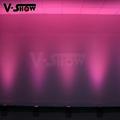 7*10W RGBW 4in1 Mega LED Par Flat Par 7