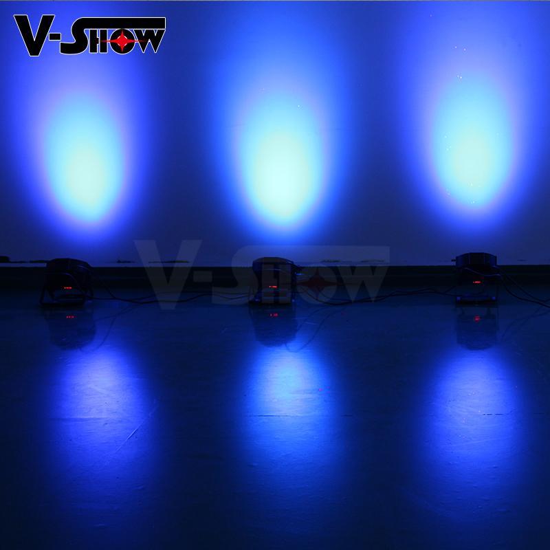7*10W RGBW 4in1 Mega LED Par Flat Par 10
