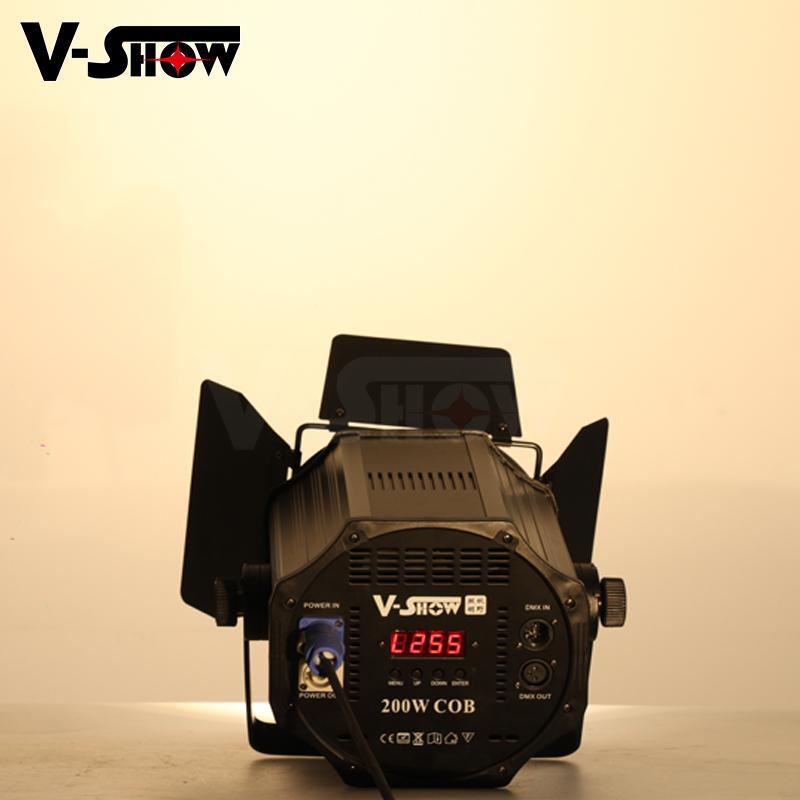 200W COB Fresnel LED Studio Light 8