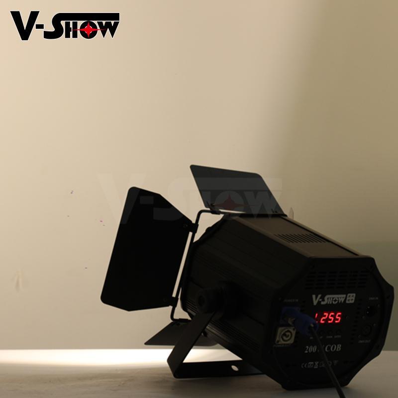 200W COB Fresnel LED Studio Light 9