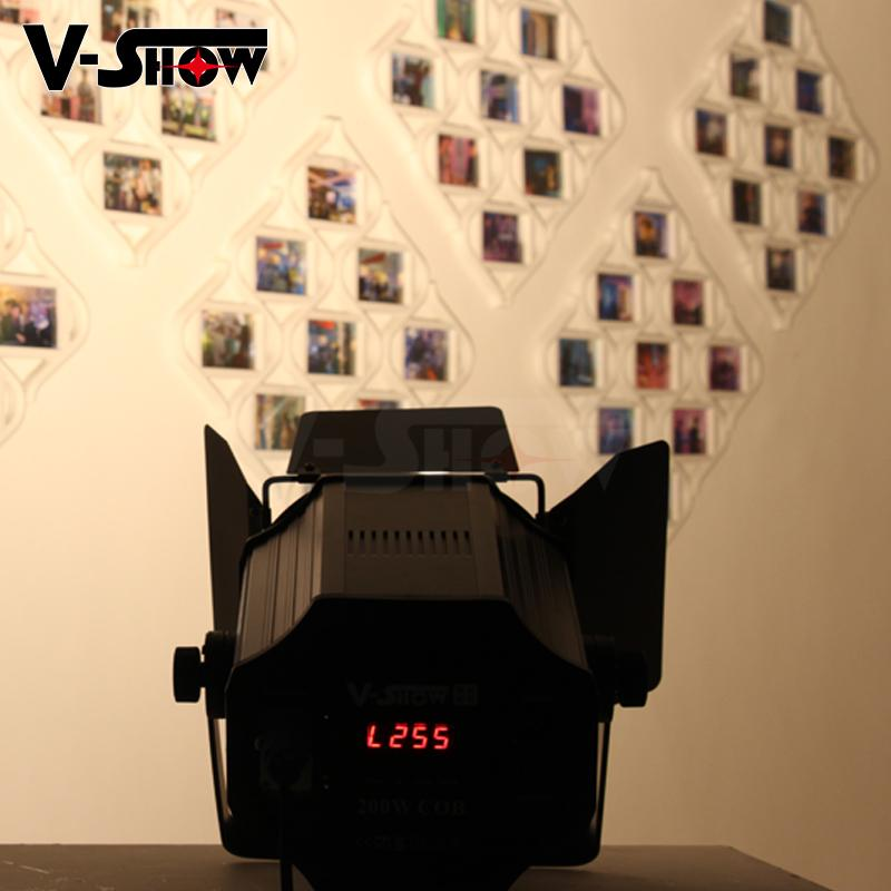 200W COB Fresnel LED Studio Light 10