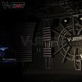 200W COB Fresnel LED Studio Light 12