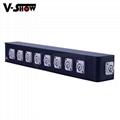 8 Port Powercon Power Box, powercon in