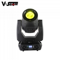 400W 3IN1 beam spot wash moving head light high power moing head stage light