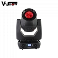 400W 3IN1 beam spot wash moving head