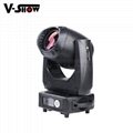 200W CMY Moving Head LED Zoom DMX high