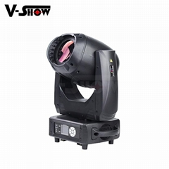 200W CMY Moving Head LED Zoom DMX high power white LED light
