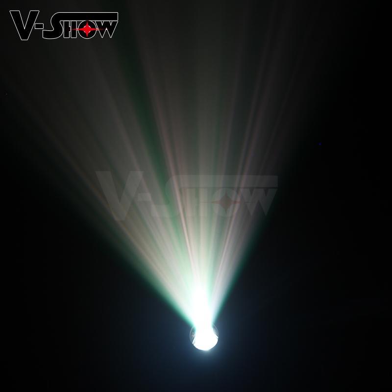 Bar KTV 250W LED Beam Spot Wash Moving Head Light Master-slave mode 10