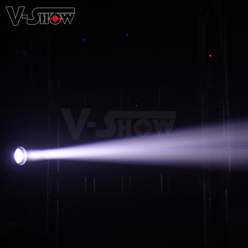 Bar KTV 250W LED Beam Spot Wash Moving Head Light Master-slave mode 9