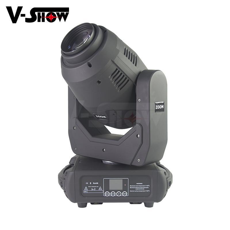 Bar KTV 250W LED Beam Spot Wash Moving Head Light Master-slave mode 1
