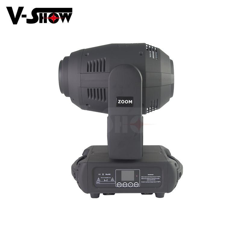 Bar KTV 250W LED Beam Spot Wash Moving Head Light Master-slave mode 2