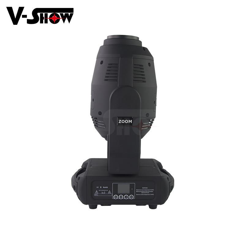 Bar KTV 250W LED Beam Spot Wash Moving Head Light Master-slave mode 3