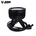 High brightness LED 7X25W RGBWA 5in1 waterproof outdoor par light  4