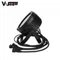 High brightness LED 7X25W RGBWA 5in1 waterproof outdoor par light  3
