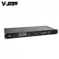 Artnet DMX Controller 8 Port channels for Stage Light control Dj