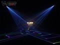 2W stage laser light 2W RGB Animation Laser for club and stage 10
