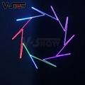 New 3W RGB Laser Animation Light Stage Laser Projector Light DMX ILDA DJ Disco 9