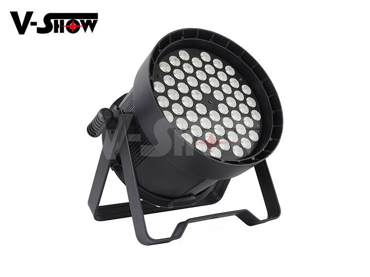Indoor 54*5W CREE LED Par Light for DJ Disco Bar Stage entertainment places 1