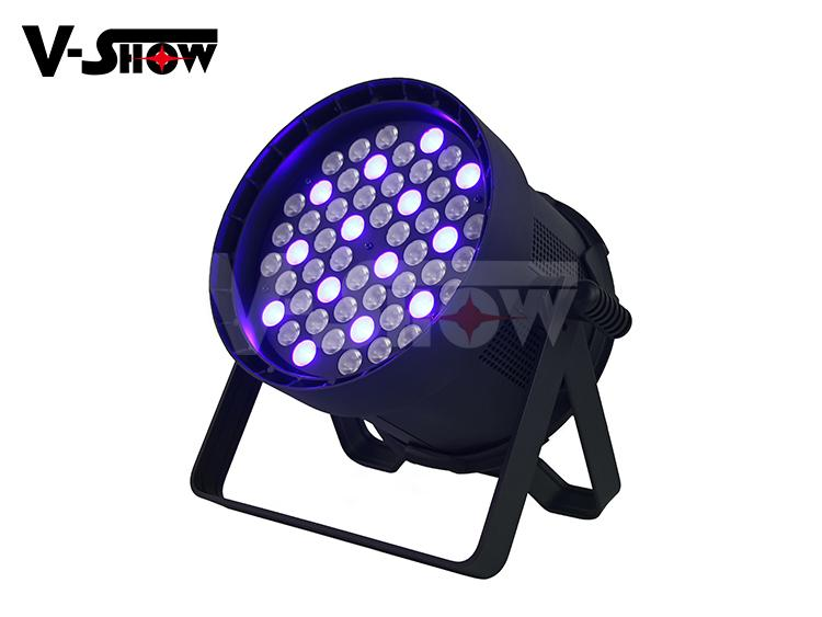 Indoor 54*5W CREE LED Par Light for DJ Disco Bar Stage entertainment places 2