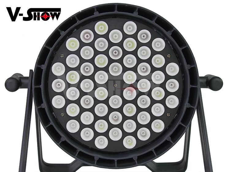 Indoor 54*5W CREE LED Par Light for DJ Disco Bar Stage entertainment places 6