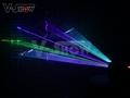New arrived 6W RGB Animation LaserBar Club Disco laser light 9