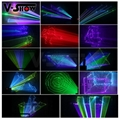 New arrived 6W RGB Animation Laser Bar Club Disco laser light
