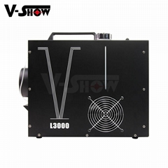 Mini 3000W Water Fog Machine Haze Effect Stage lighting